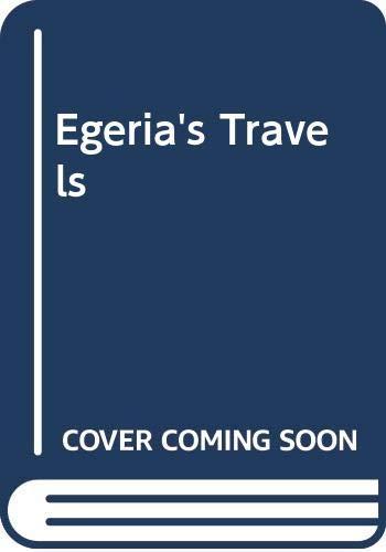 9780281027651: Egeria's Travels
