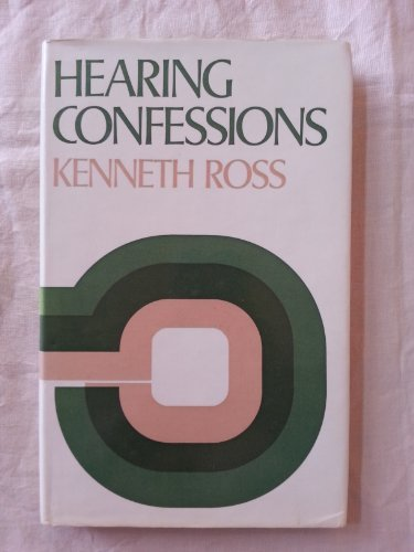 9780281027705: Hearing Confessions