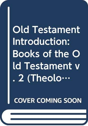 Old Testament Introduction: Books of the Old: Hinson, David F.