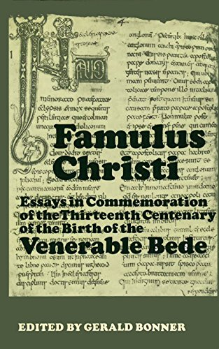 9780281029495: Famulus Christi: Essays in Commemoration of the Thirteenth Centenary of the Birth of the Venerable Bede