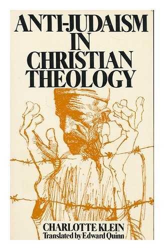 Anti-Judaism in Christian Theology: Charlotte Klein