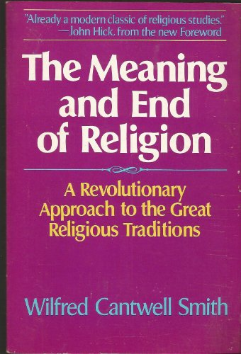 9780281035762: Meaning and End of Religion