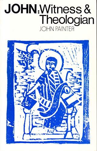 9780281036844: John: Witness and Theologian