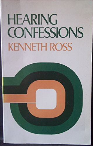 9780281037643: Hearing Confessions