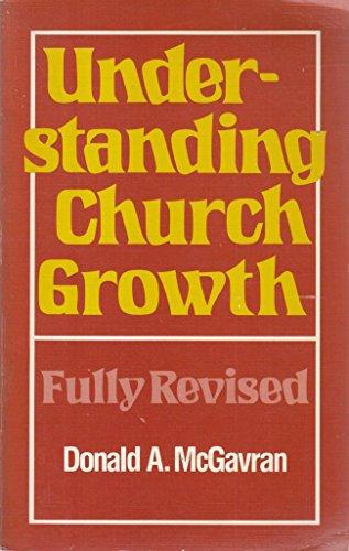 9780281038688: Understanding Church Growth
