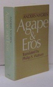9780281040063: Agape and Eros