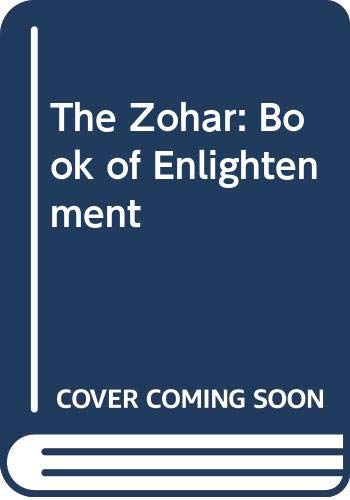 9780281040681: The Zohar: Book of Enlightenment