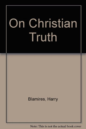 9780281040735: On Christian Truth