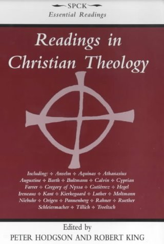 9780281041695: Readings in Christian Theology