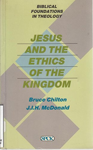 9780281043057: Jesus and the Ethics of the Kingdom