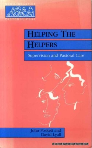 9780281043866: Helping the Helpers (New Library of Pastoral Care)