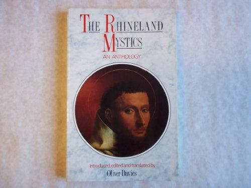 9780281044238: The Rhineland Mystics: An Anthology