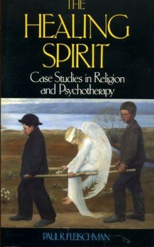 9780281044511: The Healing Spirit: Case Studies in Religion and Psychotherapy