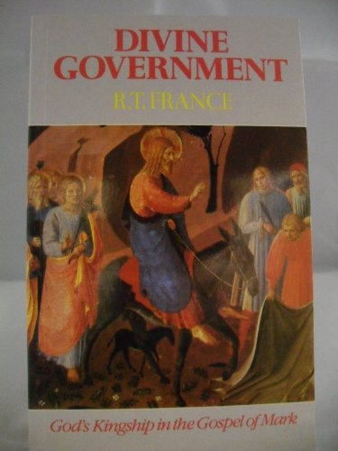 9780281044719: Divine Government