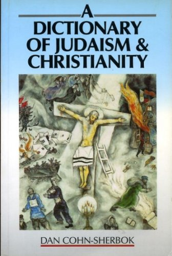 9780281045389: A Dictionary of Judaism and Christianity