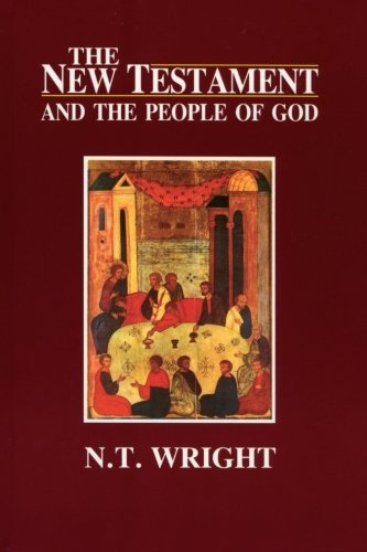 9780281045938: The New Testament and the People of God: 1 (Christian Origins & Ques God 1)