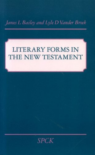9780281046294: Literary Forms in the New Testament