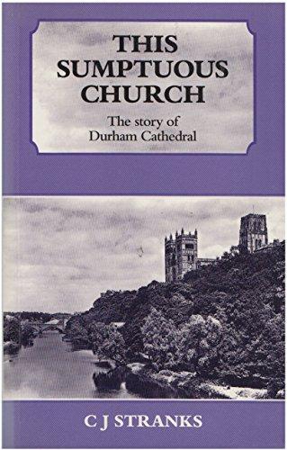 9780281046621: This Sumptuous Church