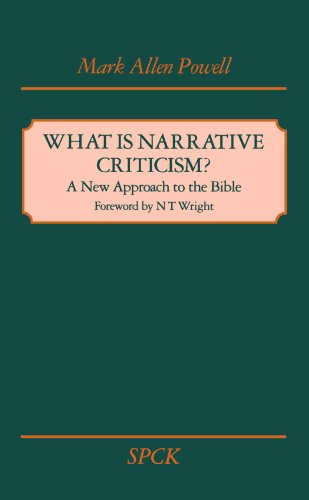 9780281046669: What is Narrative Criticism - A New Approach to the Bible