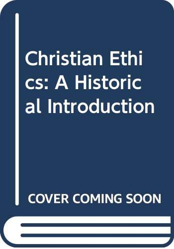 9780281047338: Christian Ethics