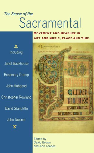 9780281048496: The Sense of the Sacramental: Movement and Measure in Art and Music, Place and Time