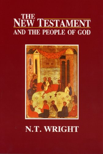 9780281049684: The New Testament and the People of God: Christian Origins and the Question of God v. 1