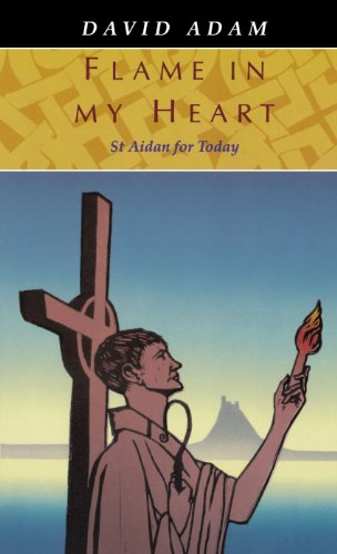 9780281050338: Flame in My Heart : St. Aidan for Today