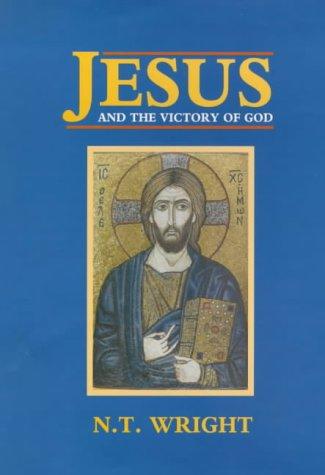 9780281050536: Jesus and the Victory of God: v. 2: Christian Origins and the Question of God (Christian Origins & the People of God)