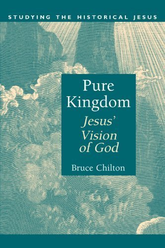 9780281050604: Pure Kingdom (Studying the Historical Jesus)