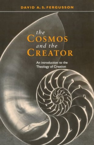 9780281050680: Cosmos and the Creator - An Introduction to the Theology of Creation