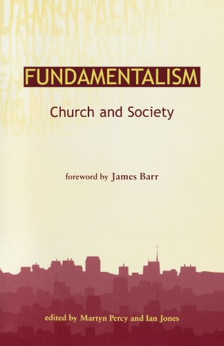 9780281051885: Fundamentalism, Church and Society