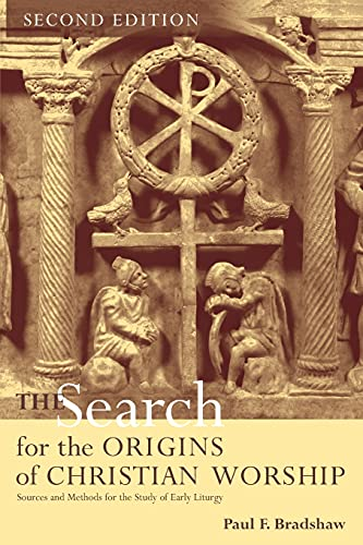 9780281053575: Search for the Origins of Christian Worship