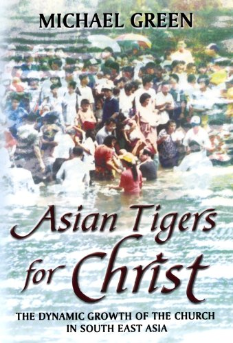 9780281053698: Asian Tigers for Christ - The dynamic growth of the Church in South East Asia