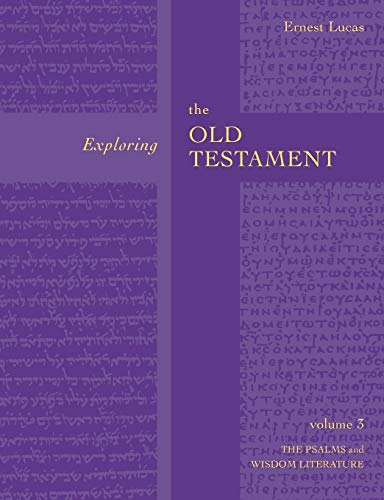 9780281054312: Exploring the Old Testament