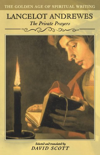 9780281054404: Lancelot Andrewes - The Private Prayers (Golden Age of Spiritual Writing)