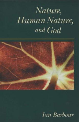 9780281055456: Nature, Human Nature and God
