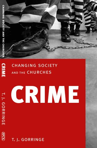 9780281056521: Crime: Changing Society and the Churches