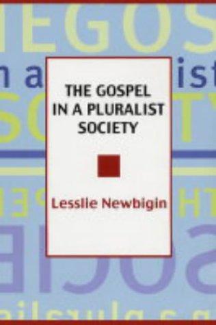 9780281057023: The Gospel in a Pluralist Society