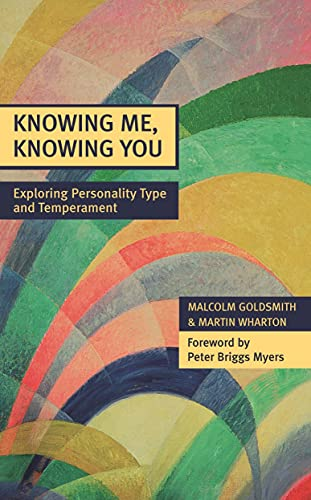9780281057214: Knowing Me, Knowing You - Exploring Personality Type and Temperament