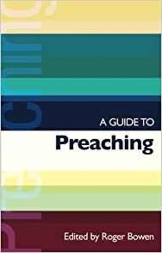 9780281057269: A Guide to Preaching (International Study Guide (ISG))