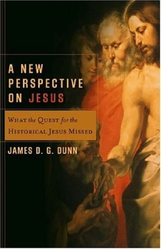 9780281057429: A New Perspective on Jesus: What the Quest for the Historical Jesus Missed