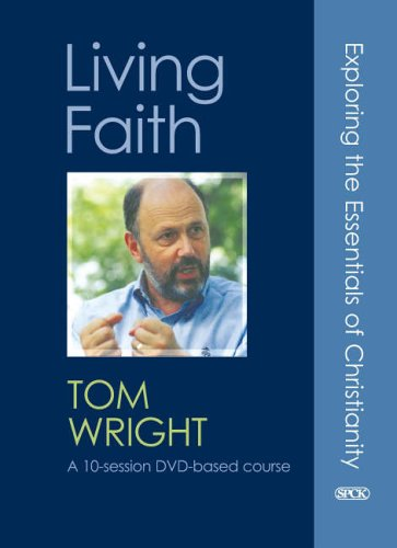 9780281057436: Living Faith DVD Pack: Exploring the Essentials of Christianity