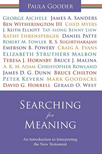 9780281058358: Searching for Meaning: An Introduction to Interpreting the New Testament