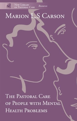 9780281058662: The Pastoral Care of People with Mental Health Problems