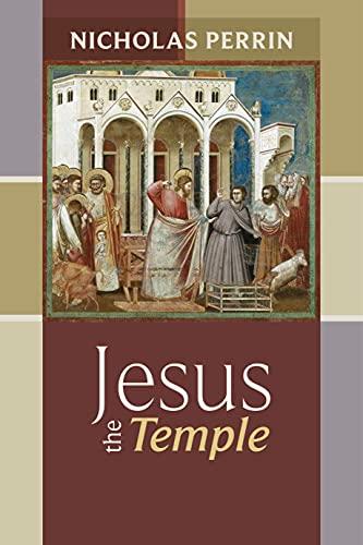 9780281058723: Jesus the Temple