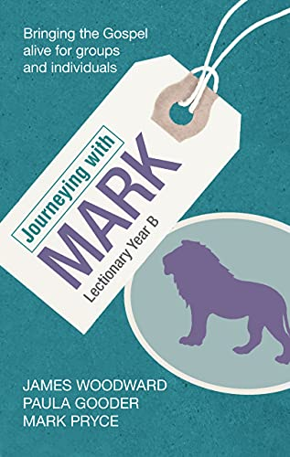 9780281059010: Journeying with Mark
