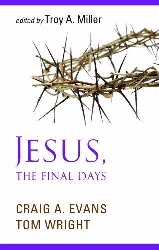 9780281060399: Jesus, the Final Days