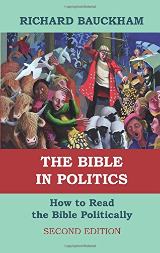9780281061150: The Bible in Politics: How to Read the Bible Politically