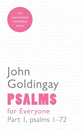 9780281061334: Psalms for Everyone: Volume 1: Part 1 (For Everyone Series: Old Testament)