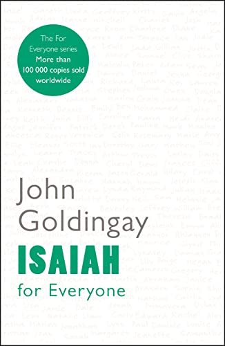 9780281061365: Isaiah for Everyone